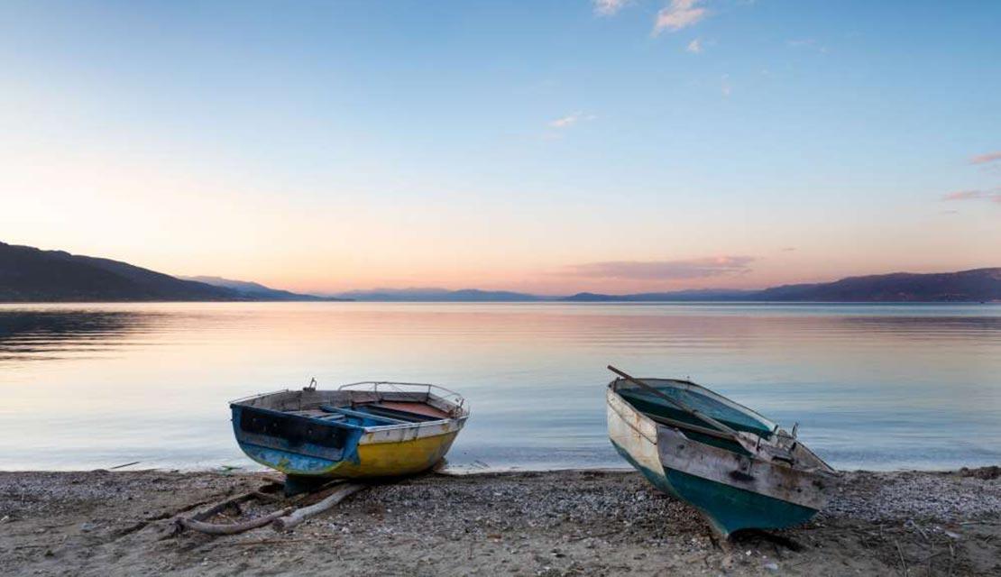 Ohrid Albanija