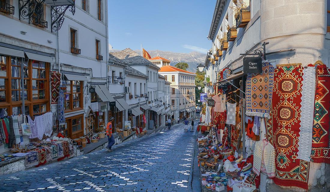 Đirokastra, Gjirokaster, Albanija