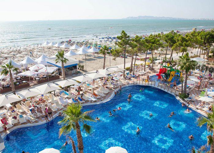 Grand Blue Fafa resort, Golem, Drač