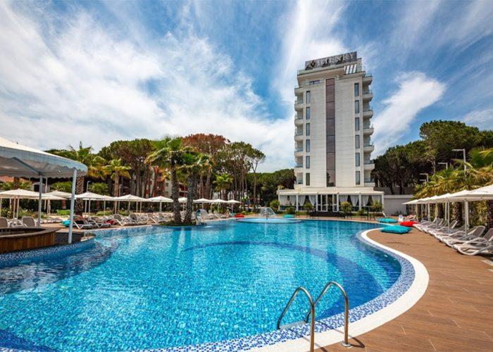 Hotel Henry Resort, Golem, Albanija