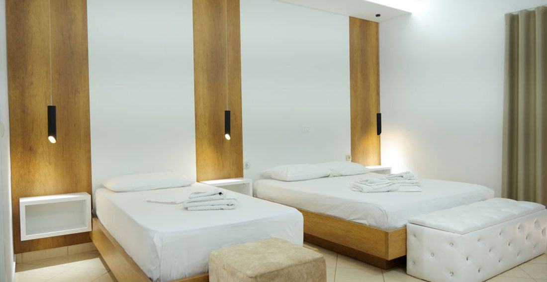 Hotel Central park Ksamil