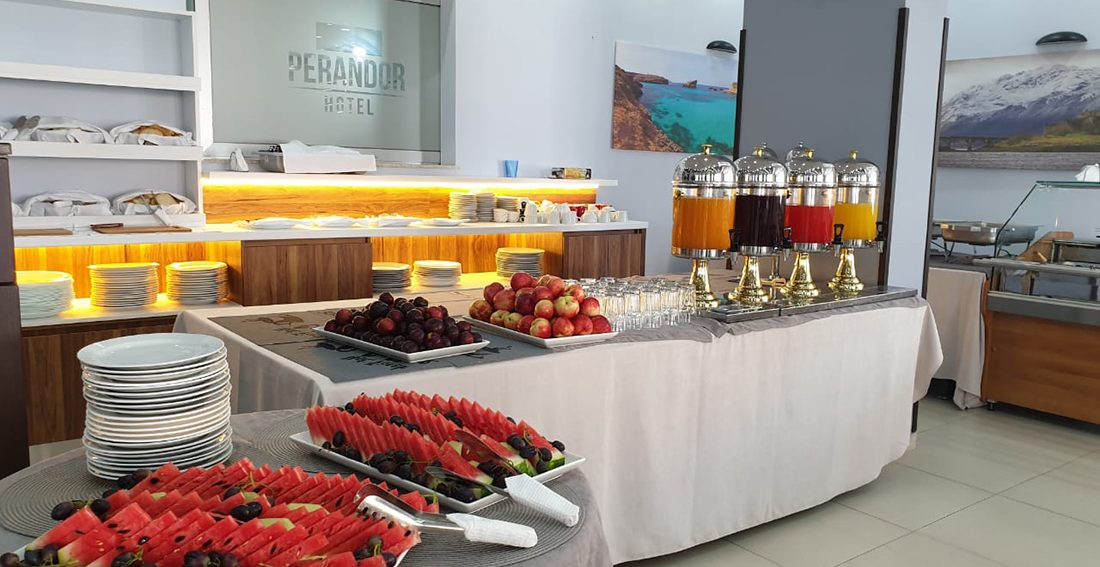 Perandor Beach hotel, Drač, all inclusive
