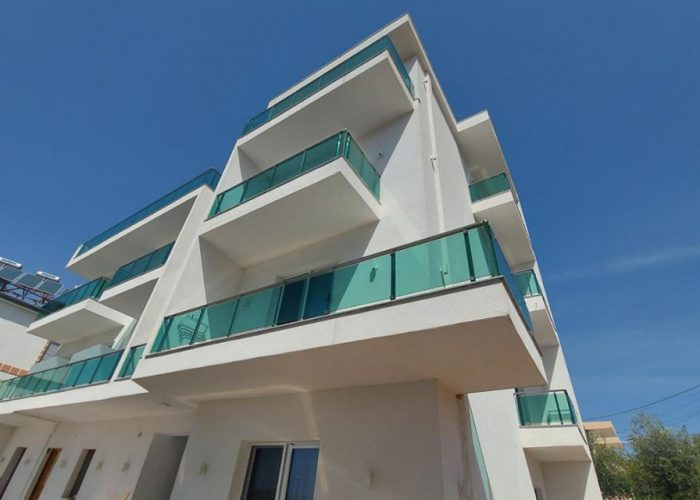 Hotel Eksamilia, Albanija