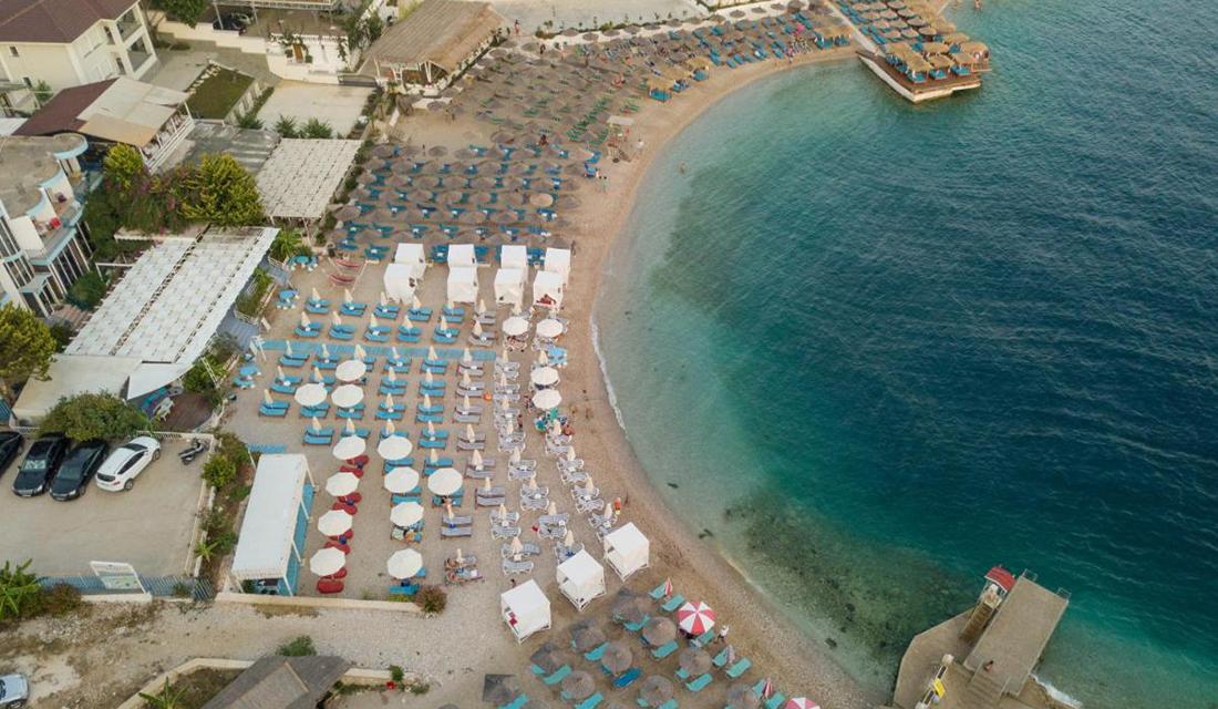 Saranda, hotel Epirus