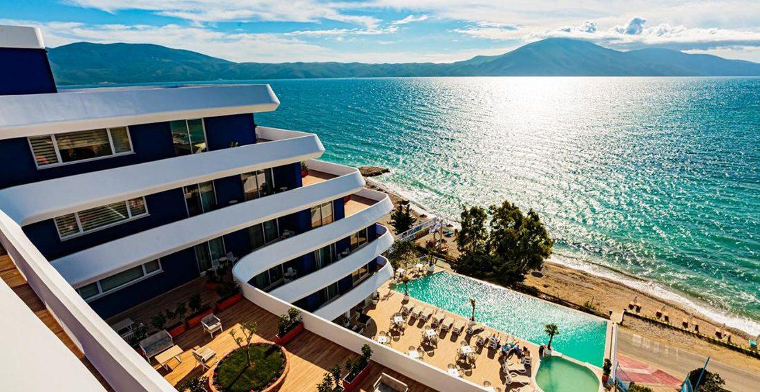 Hotel Regina Blu, Valona, Albanija
