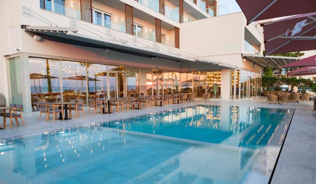 Hotel Atrio Durres Drač Albanija